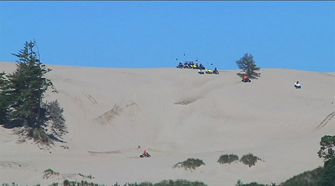 Safety practices on Oregon Dunes (3)