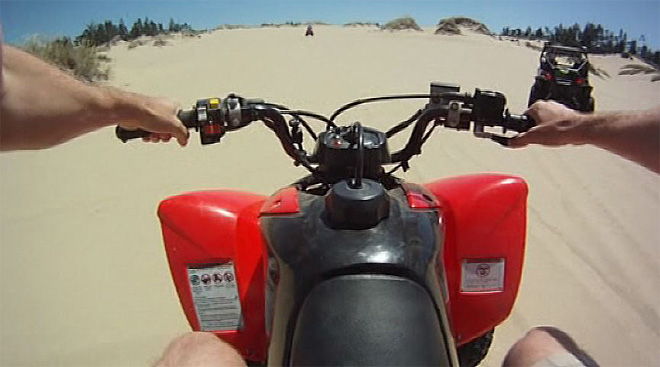 Safety practices on Oregon Dunes (7)