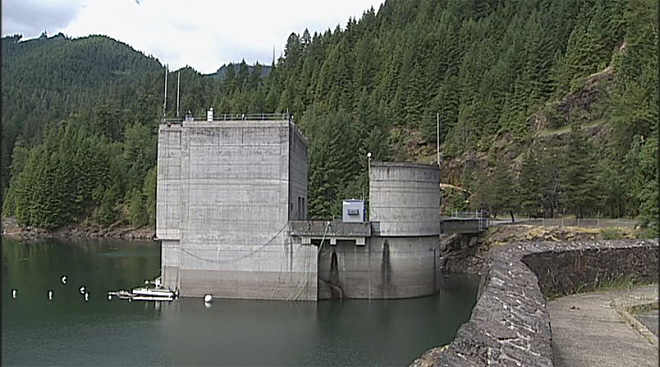 Salmon Collector at Cougar Reservoir June 2014 (13)