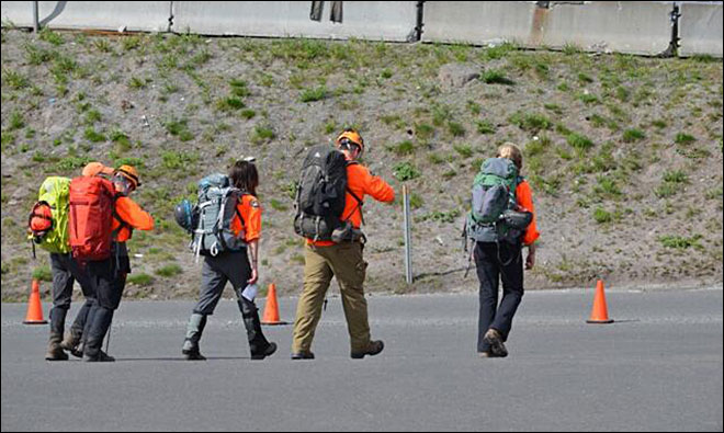 Search continues for Mount Hood climber missing for one week