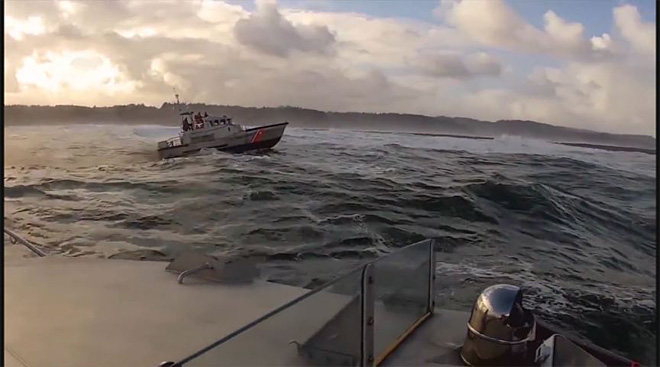 Scene from winning Coast Guard video of the year 2012 (10)