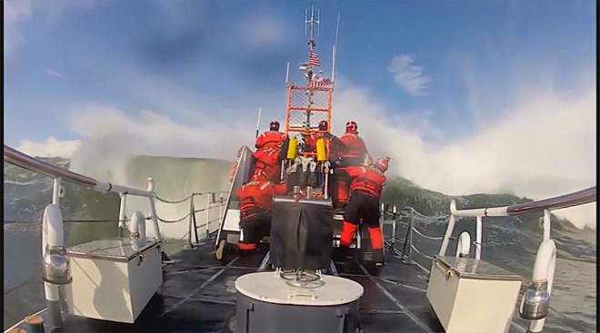 Scene from winning Coast Guard video of the year 2012 (11)