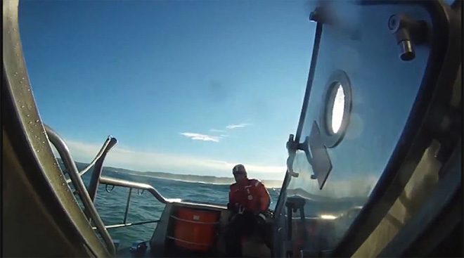 Scene from winning Coast Guard video of the year 2012 (3)