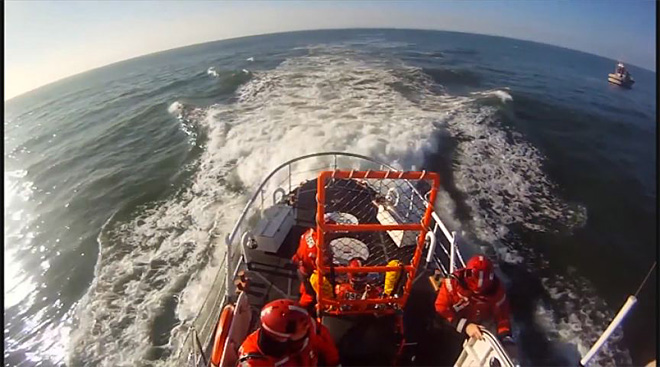 Scene from winning Coast Guard video of the year 2012 (4)
