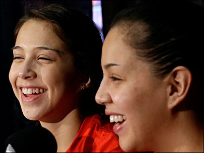 Oregon's Schimmel sisters showcase 'rez ball' for Louisville