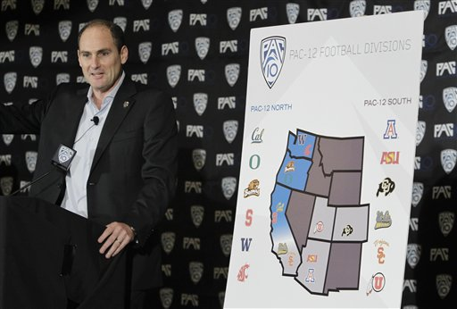 Pac-12: 'We'll remain a 12 team conference'