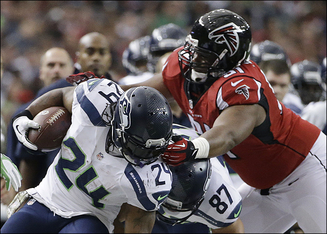 Seahawks remain at No. 2 in AP Pro 32 poll, but just 1 vote behind No. 1
