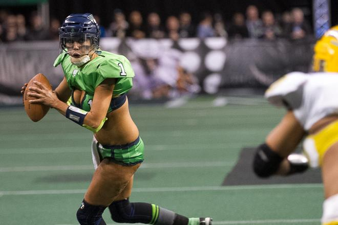 Seattle Mist vs. Green Bay Chill