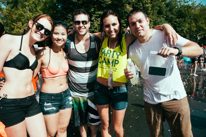 Seattle Water Balloon Fight