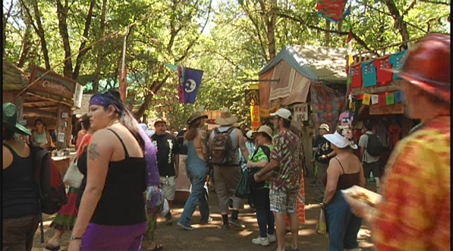 Security and volunteer staff make Oregon Country Fair go off without a hitch 04