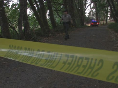Two dead, one arrested for murders south of Eugene