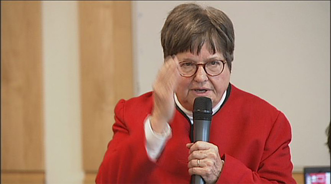 Extended Interview: Sister Prejean 'Dead Man Walking'