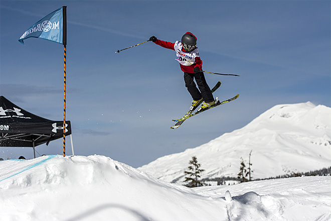 Mt. Bachelor hosts slopestyle ski and snowboard competition