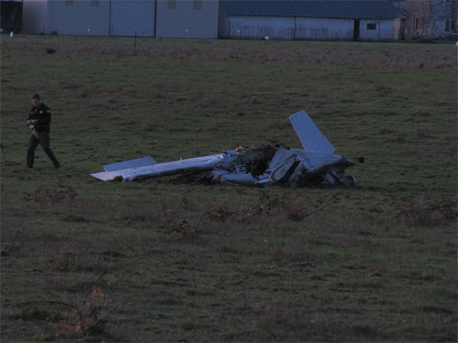 Small plane crash kills two November 26 (2)