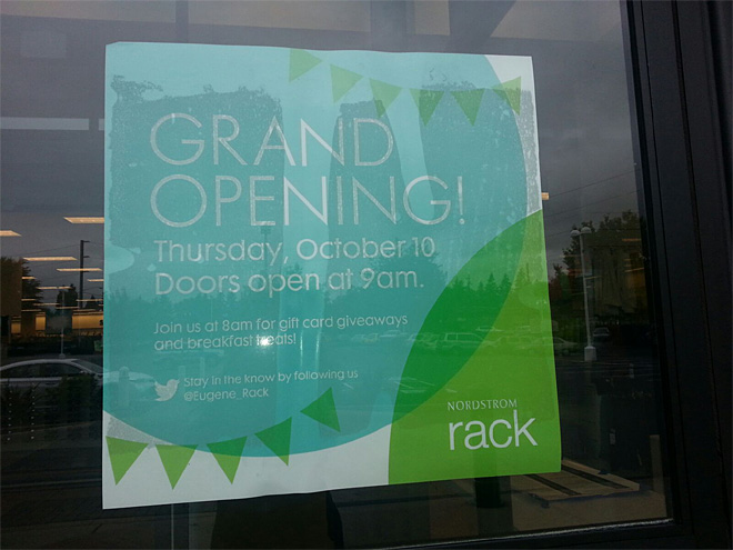 Sneak peek inside new Nordstrom Rack in Eugene (3)