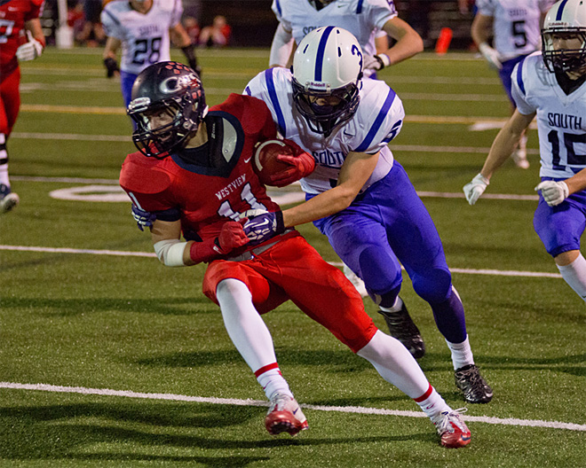 South Eugene ends disappointing season with loss to Westview
