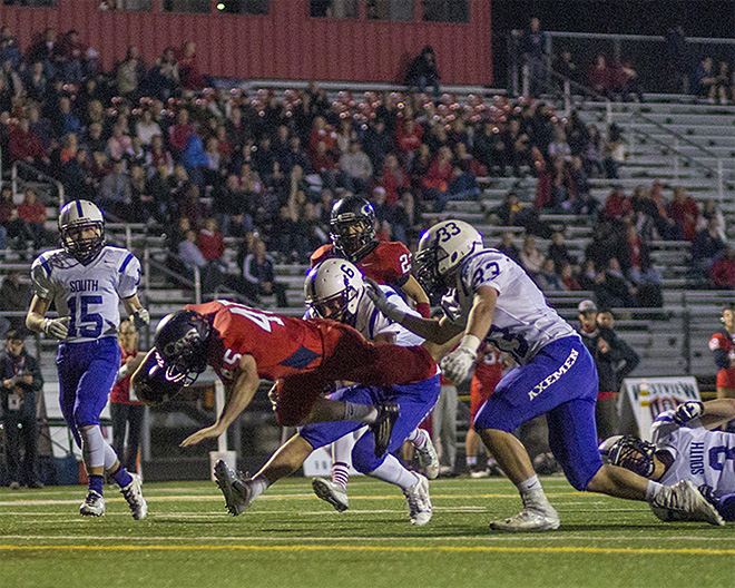 South Eugene ends disappointing season with loss to Westview - 20