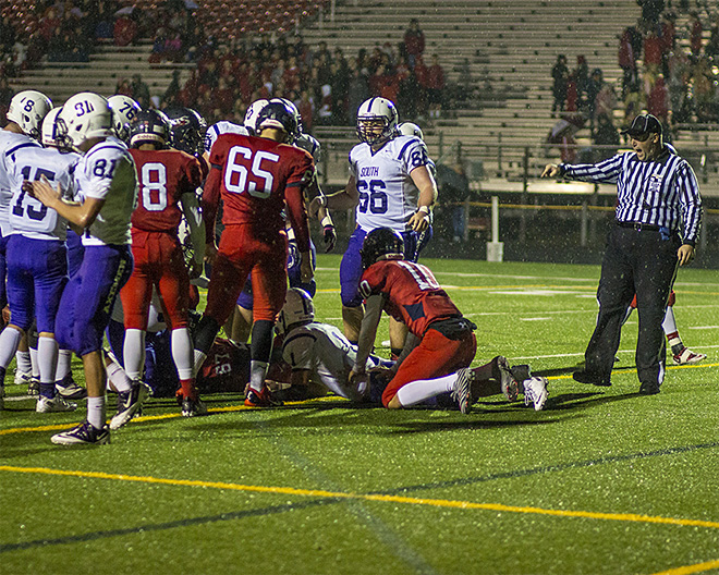 South Eugene ends disappointing season with loss to Westview - 28