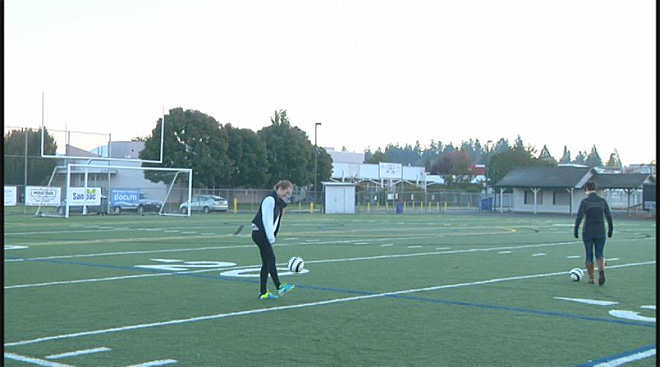 South Eugene student takes soccer trip to India