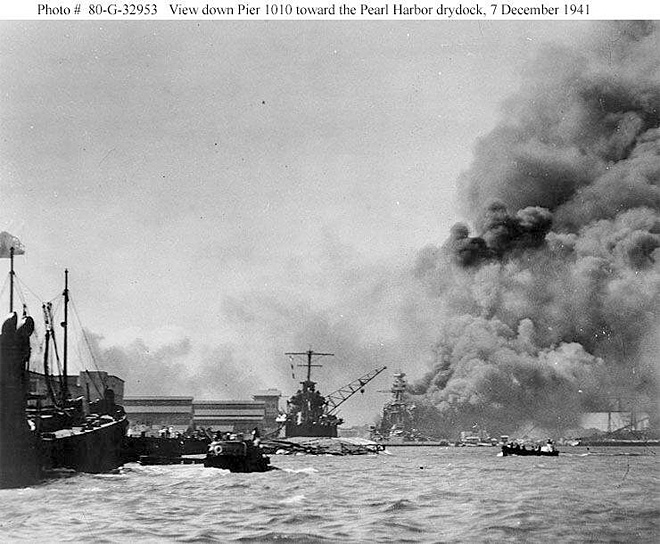 Springfield Navy veteran remembers Pearl Harbor
