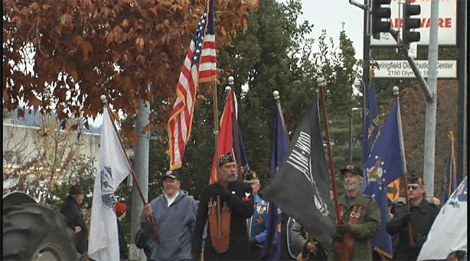 Springfield Veterans Day Parade 04