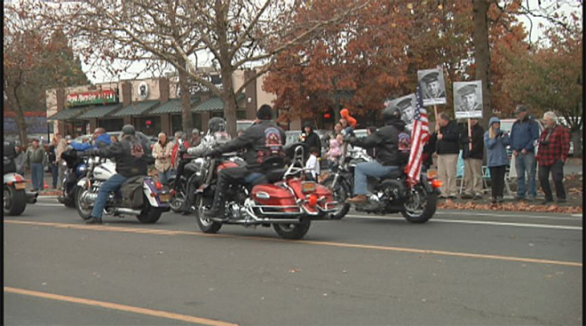 Springfield Veterans Day Parade