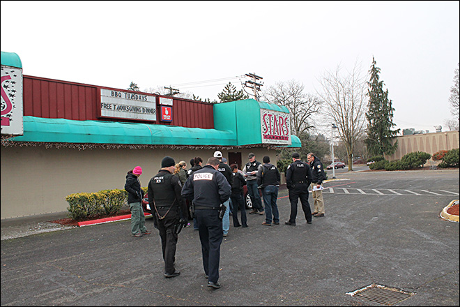 Police: Men accused of trafficking teen girls through Beaverton strip club