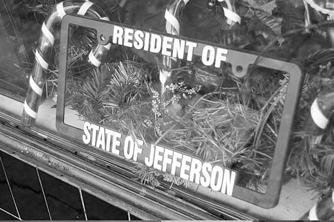 State of Jefferson secession movement