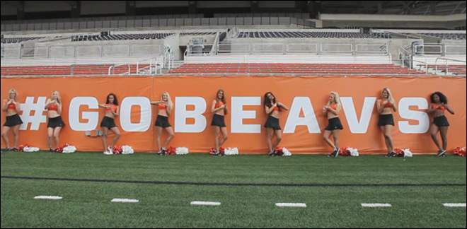 Excitement builds in Beaver nation for Saturday's kickoff