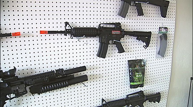Store sells airsoft guns and supplies (6)