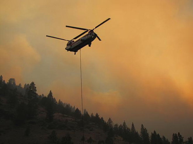 'Avoid additional wildfire threats': Firefighters need your help