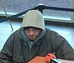 Suspect in US Bank robbery November 14 (2)