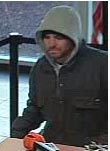 Suspect in US Bank robbery November 14