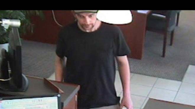 Suspect in bank robbery Monday September 9 (4)
