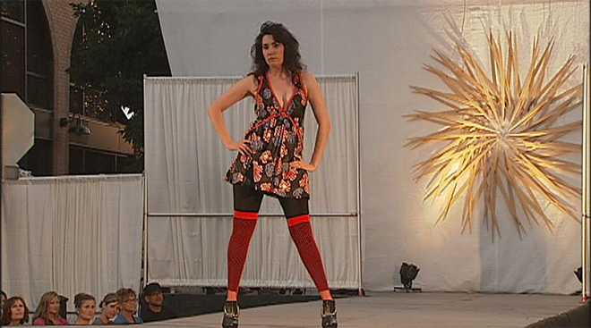 Sustainable Style Fashion Show