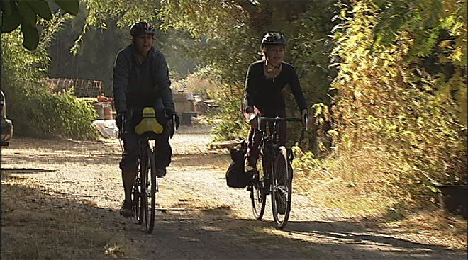 Sustainable farmers plan bike trip across USA