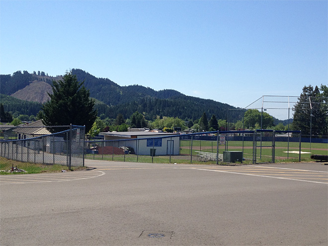 Sutherlin High fields