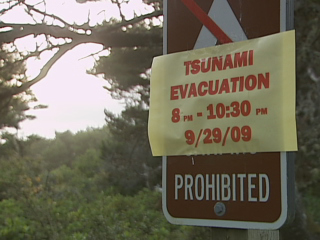 Report: West Coast not prepared for tsunami