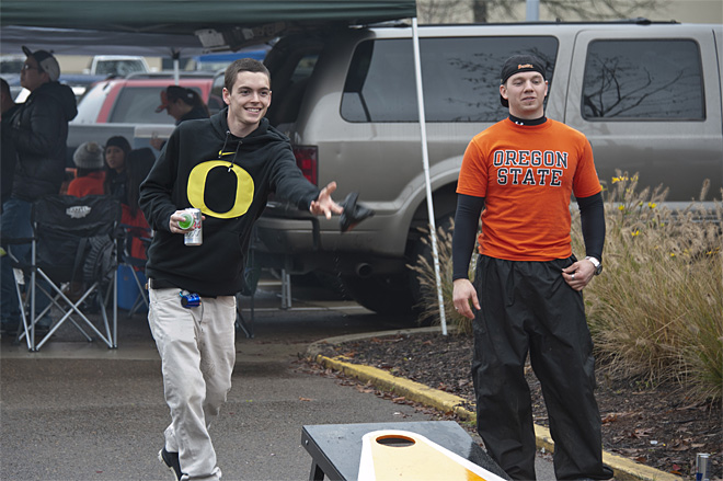 Tailgating at Reser Stadium for the 116th Civil War game 13(Photo- Tristan Fortsch_KVAL.com Staff)