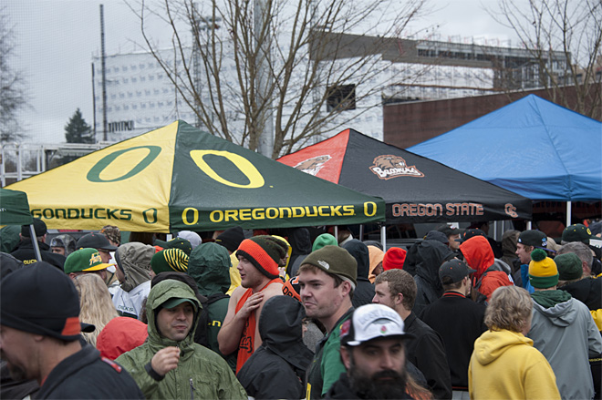 Tailgating at Reser Stadium for the 116th Civil War game 24(Photo- Tristan Fortsch_KVAL.com Staff)