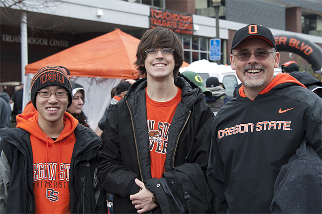 Tailgating at Reser Stadium for the 116th Civil War game 25(Photo- Tristan Fortsch_KVAL.com Staff)