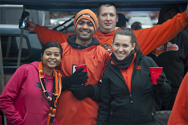 Tailgating at Reser Stadium for the 116th Civil War game 37(Photo- Tristan Fortsch_KVAL.com Staff)