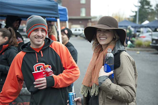 Tailgating at Reser Stadium for the 116th Civil War game 38(Photo- Tristan Fortsch_KVAL.com Staff)