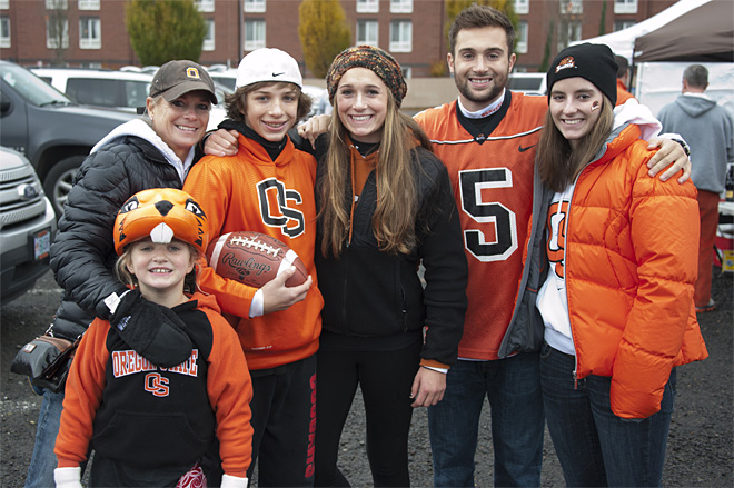 Tailgating at Reser Stadium for the 116th Civil War game 40(Photo- Tristan Fortsch_KVAL.com Staff)