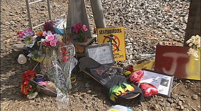 Teen hit by train near scene of 2010 fatal collision
