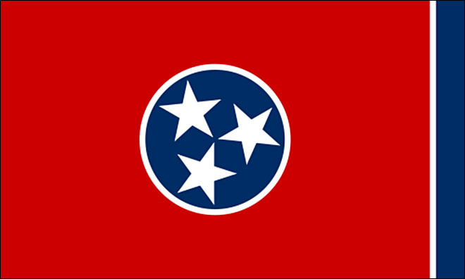 Tennessee flag - Copy