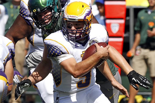 Tennessee Tech Oregon Football