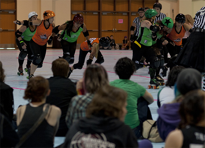 The Big O - Emerald City Roller Girls vs Sin City Roller Girls 33 - Photo by Tristan Fortsch _ KVAL News