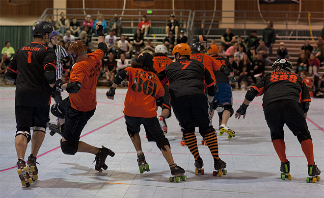 The Big O Tournament Capital City Skull Crushers vs Phoenix Rattlers 03 _Friday 5-17