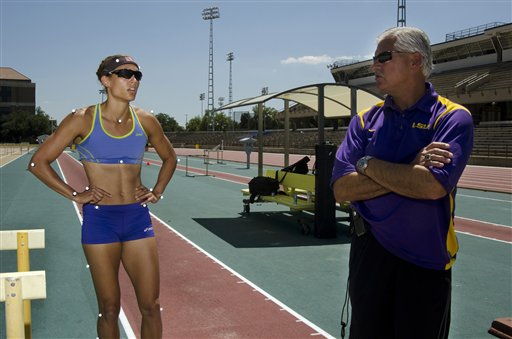 Lolo Jones gets an assist from science